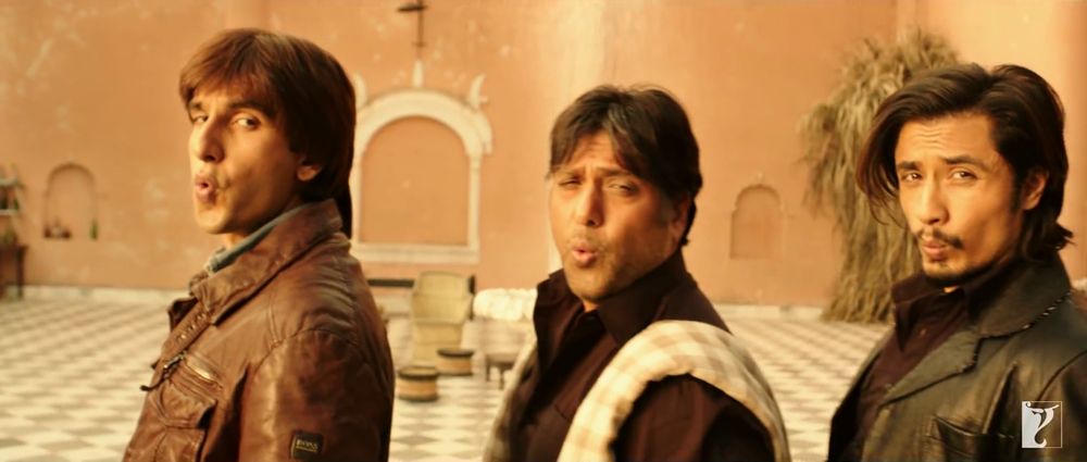 Ranveer Singh Ali Zafar and Govinda In First Official Title Song