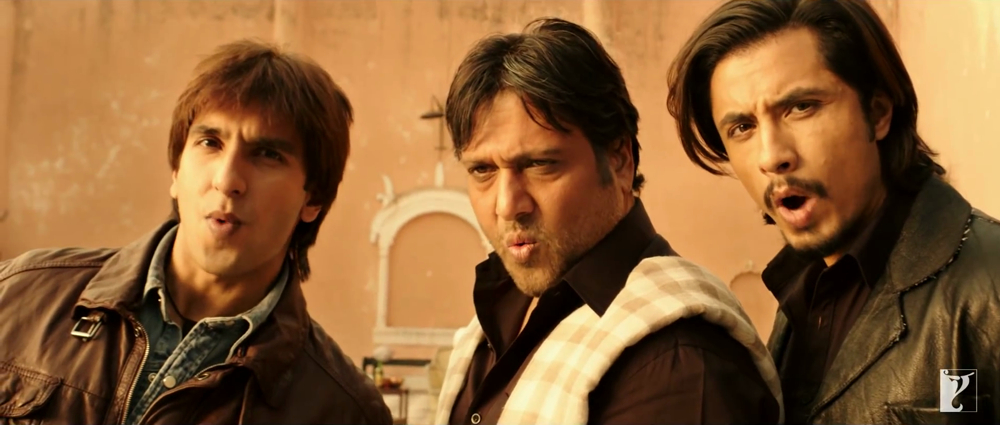 Ranveer Singh Ali Zafar and Govinda In Title Song from Kill Dil Movie