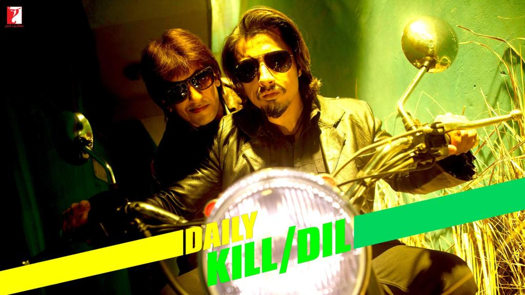 Kill dil movie wallpapers | glamsham.