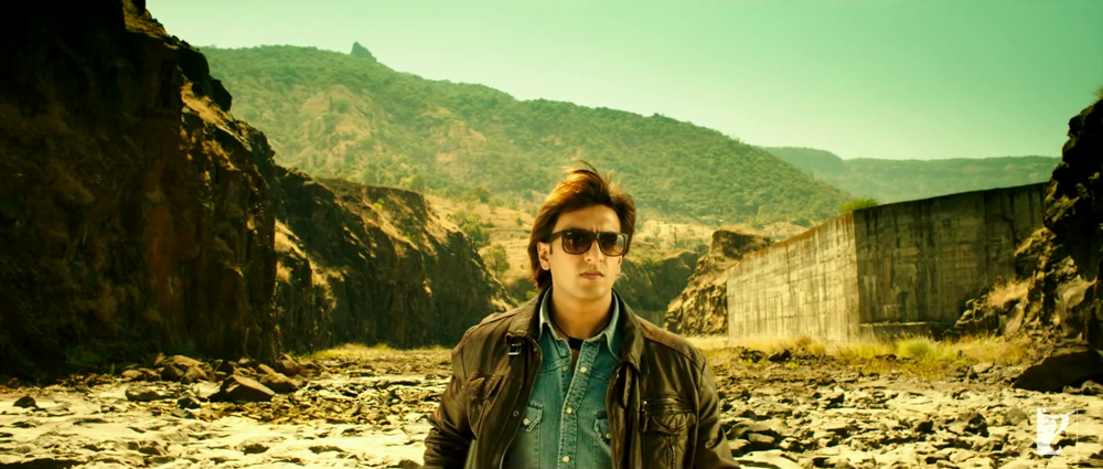 Ranveer Singh Beautiful Face Kill Dil Movie