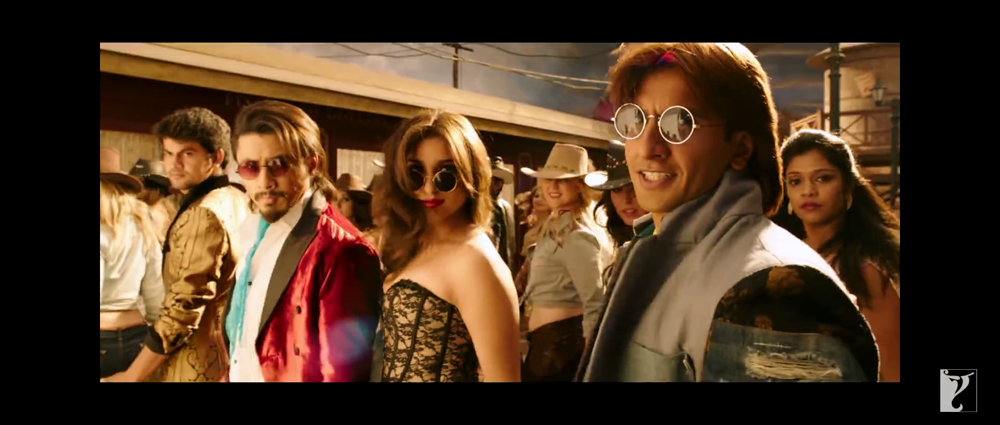 Ranveer Singh Parineeti Chopra and Ali Zafar In Nakhriley Song from Kill Dil Film