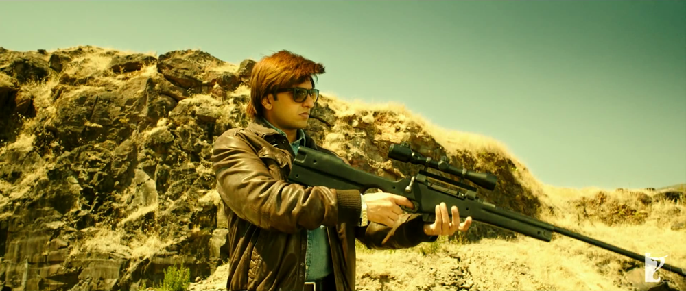 Ranveer Singh Shoot Style Photo In Kill Dil Movie Title Song