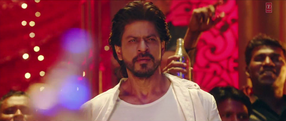 Shahrukh Khan in Lovely HD Video Song