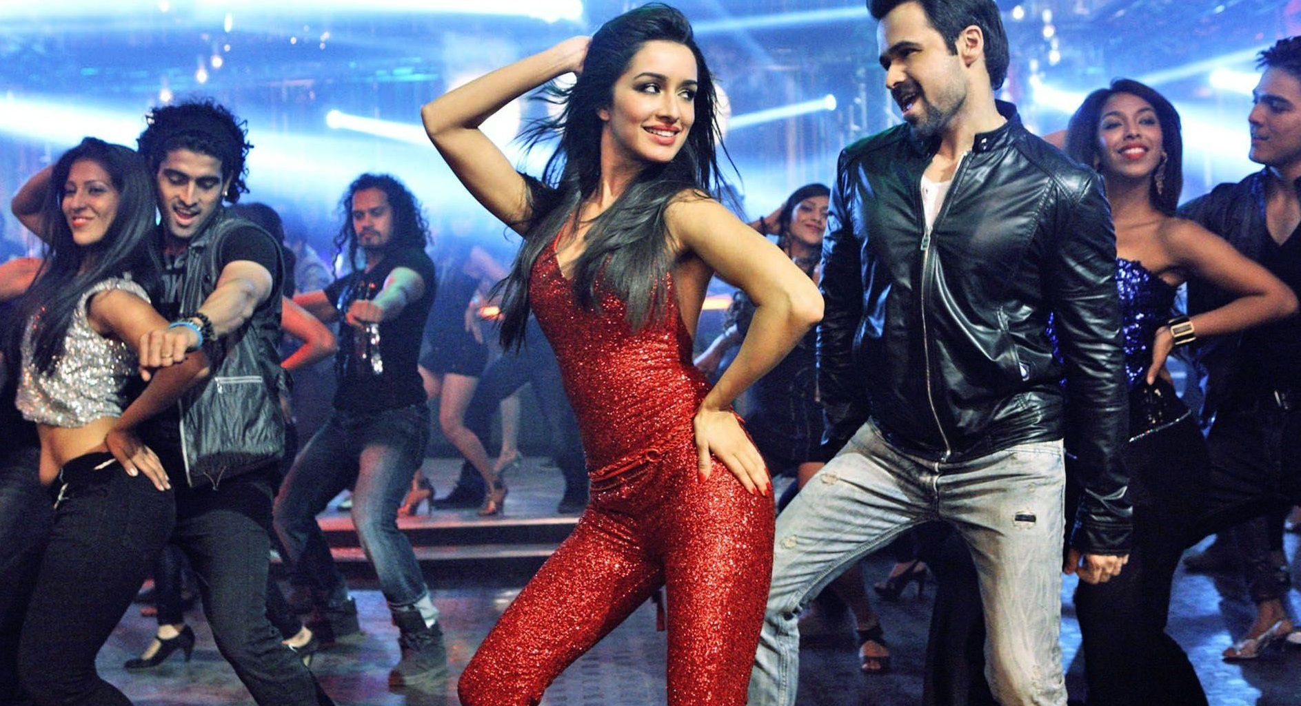 Shraddha Kapoor And Emraan HashmiDdance Basanti HD Video Song Download
