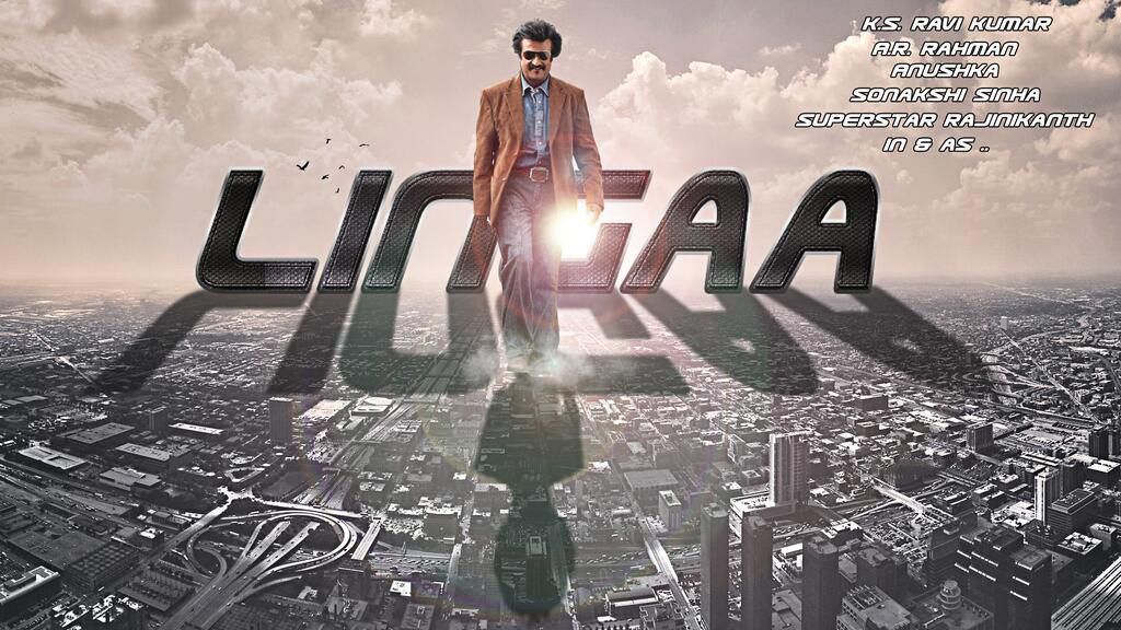 Superstar Rajinikanth's Lingaa Fillm Official HD Video Trailer