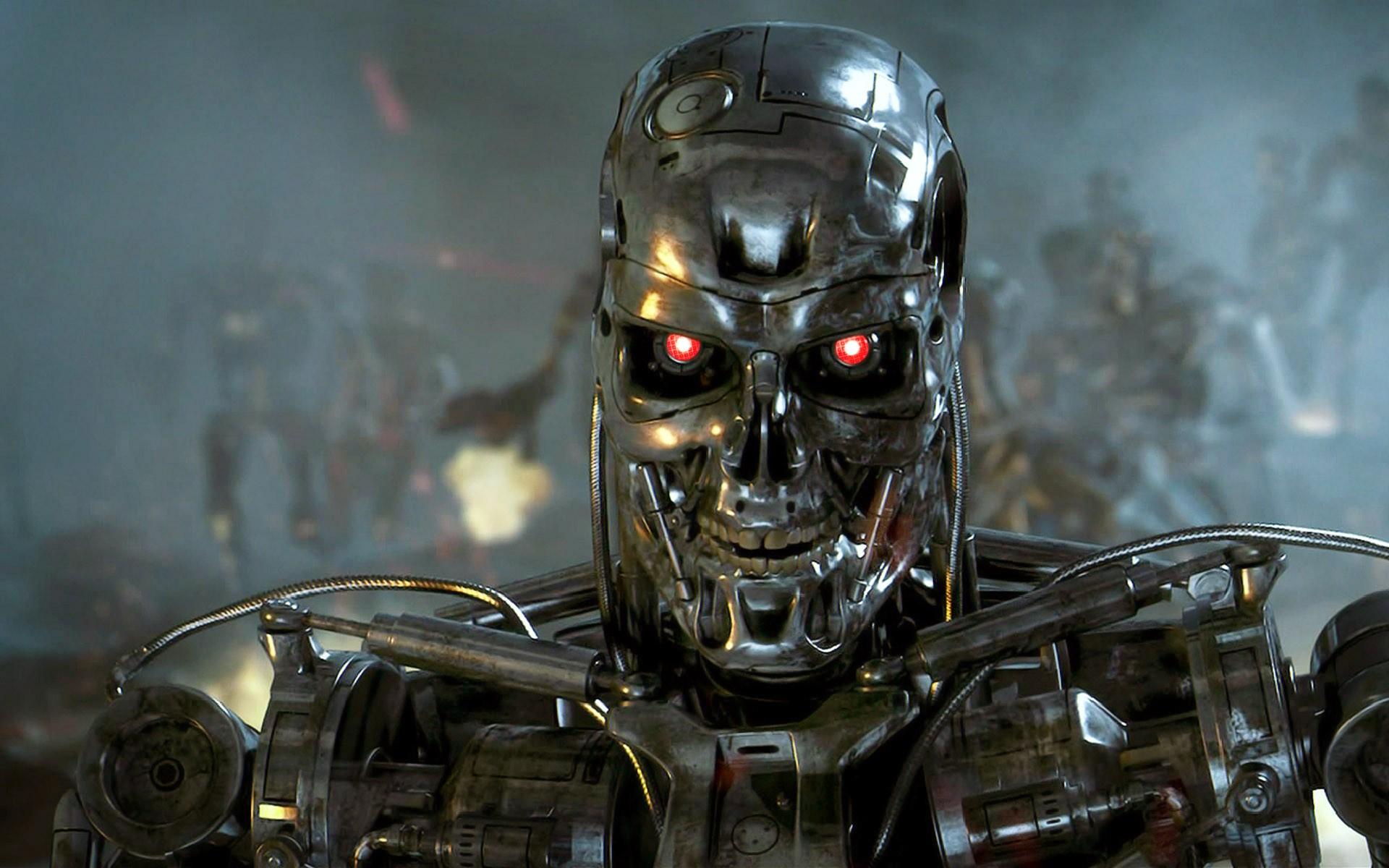Terminator Genesis Reboot 2015 Terminator 5 Genesis
