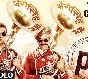 Tharki Chokro HD Video Song from PK