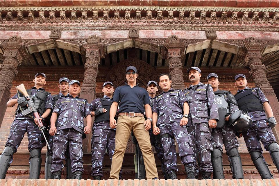 Akshay Kumar With Inian Army Baby Film Official Trailer
