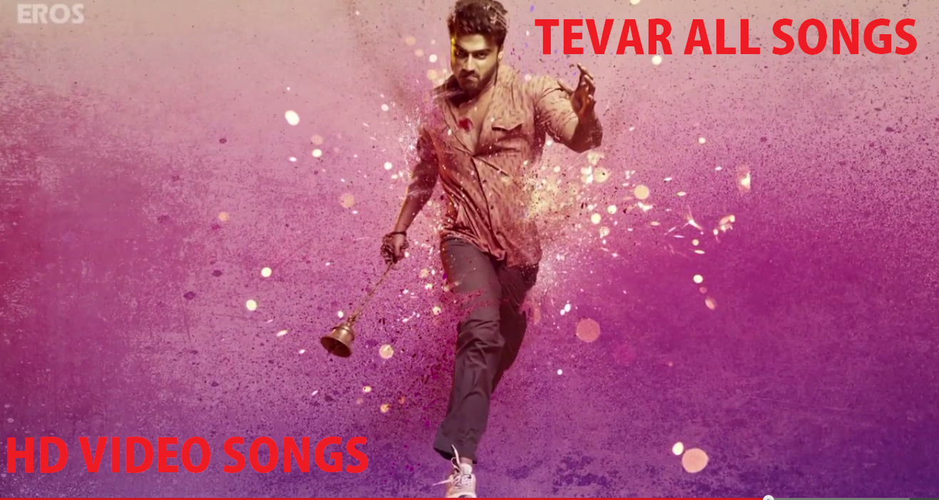 Arjun Kapoor Film Tevar All Songs In HD Video Watch