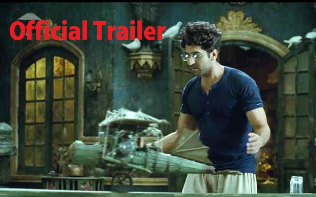 Ayshmann Khurrana In Hawaizaada Movie