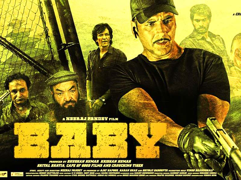 Baby Movie Official Full Trailer Poster