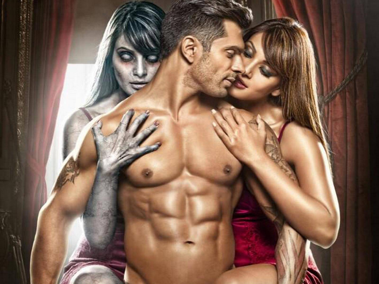 Bipasha Basu & Karan Singh Grover In Alone Movie Official Trailer HD Video