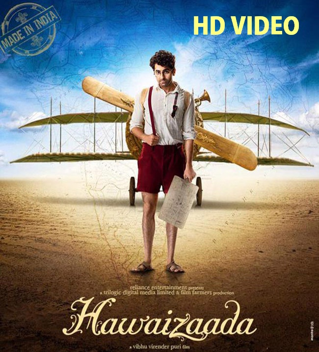 Hawaizaada Movie Trailer HD Video Watch Now
