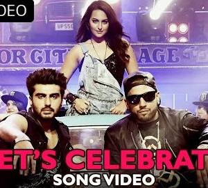 Let's Celebrate HD Video Song Download from Tevar Movie