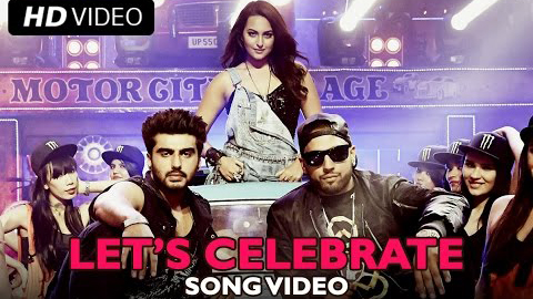 let�s celebrate hd video song download from tevar movie