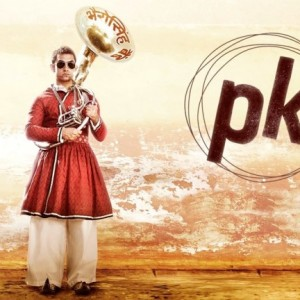 PK Movie Review - Poster Aamir Khan