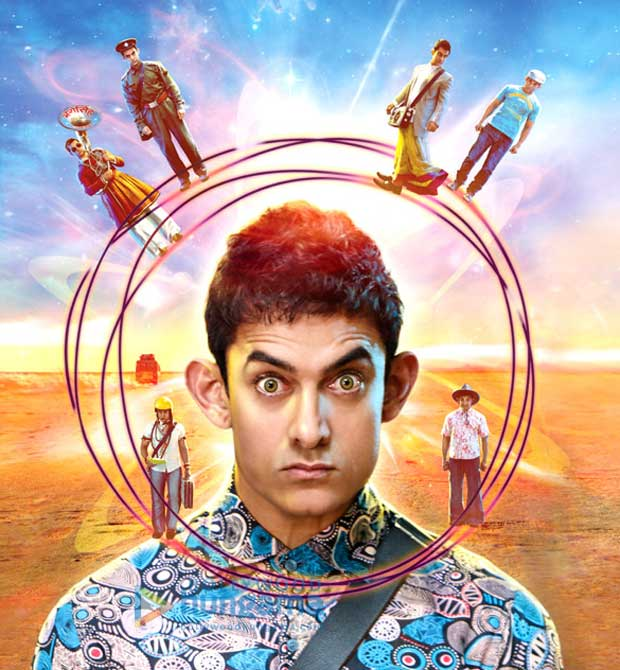 PK Opening Day Box Office Collection