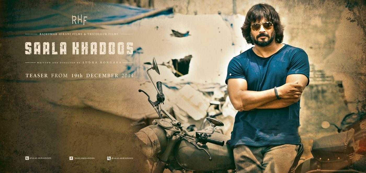 R. madhavan in Saala Khadoos Movie Trailer