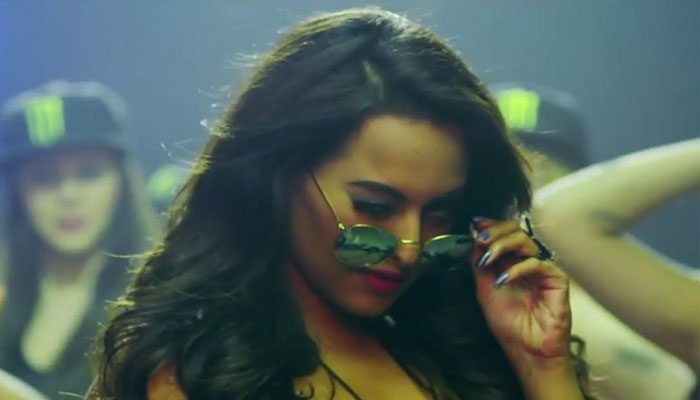 Sonakshi Sinha in New HD Video Song Let's Celebrate