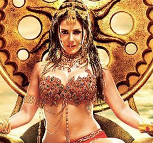 Sunny Leone First Look Poster Leela Movie