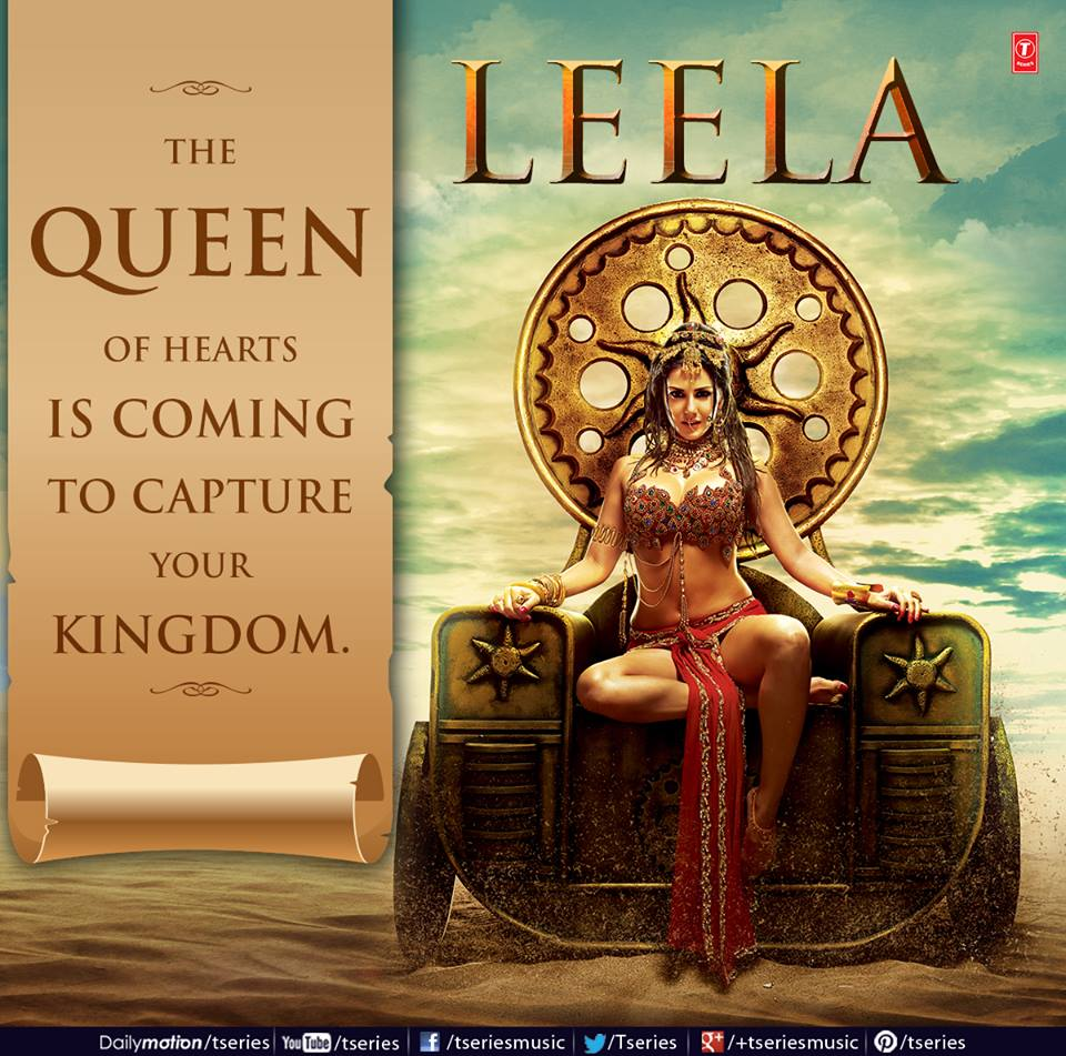 Sunny Leone Upcoming Movie Leela