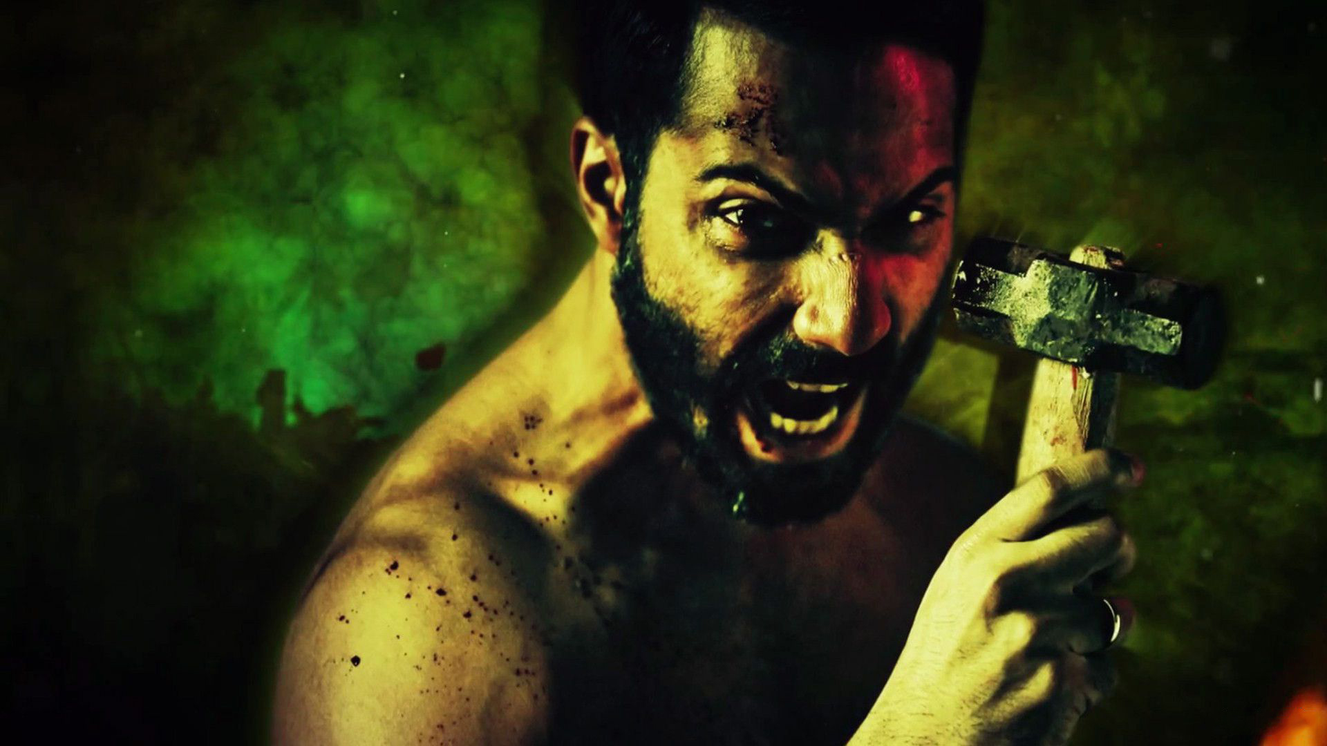 Varun Dhawan First Official Teaser HD Video from Badlapur Film