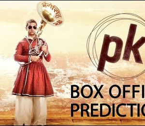 Watch PK Opening Day Box Office Collection