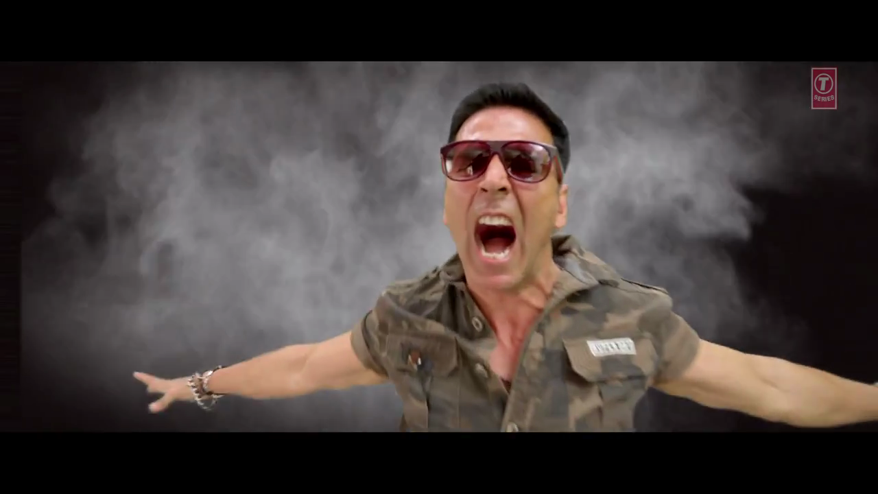 Akshay Kumar Anger Dance in birju song