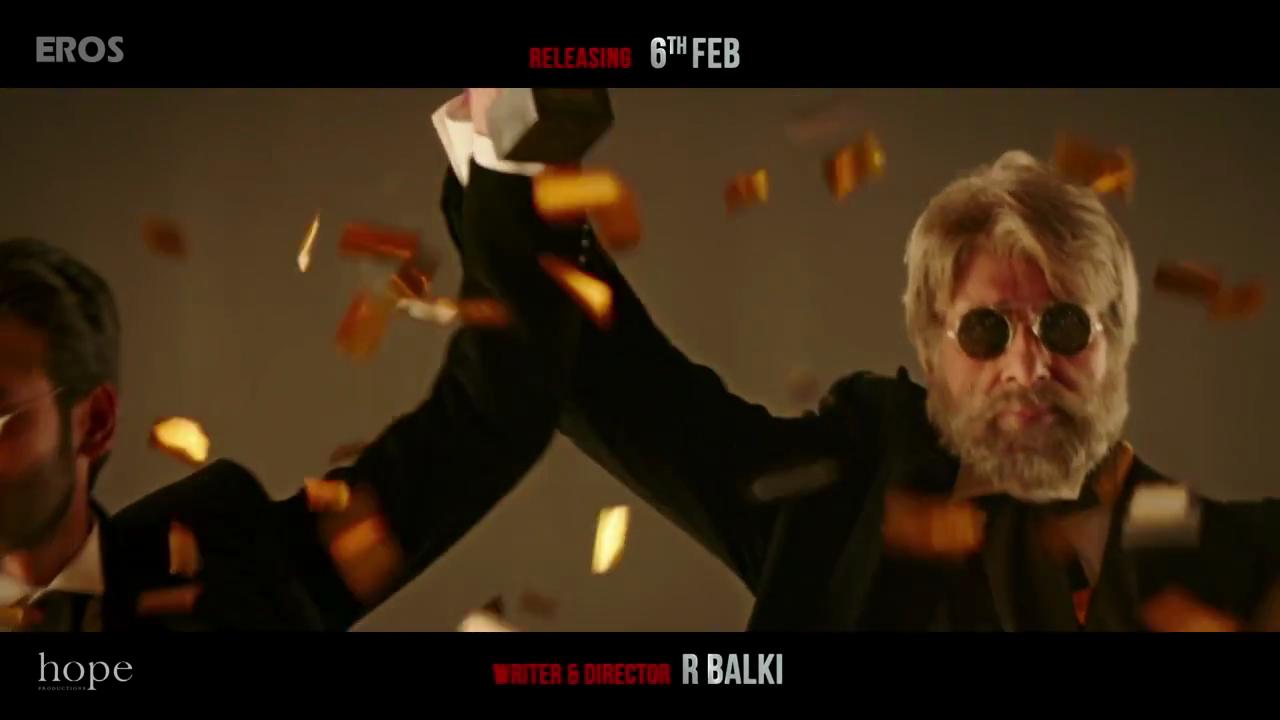 Amitabh Bachchan Dhanush In Shamitabh Movie