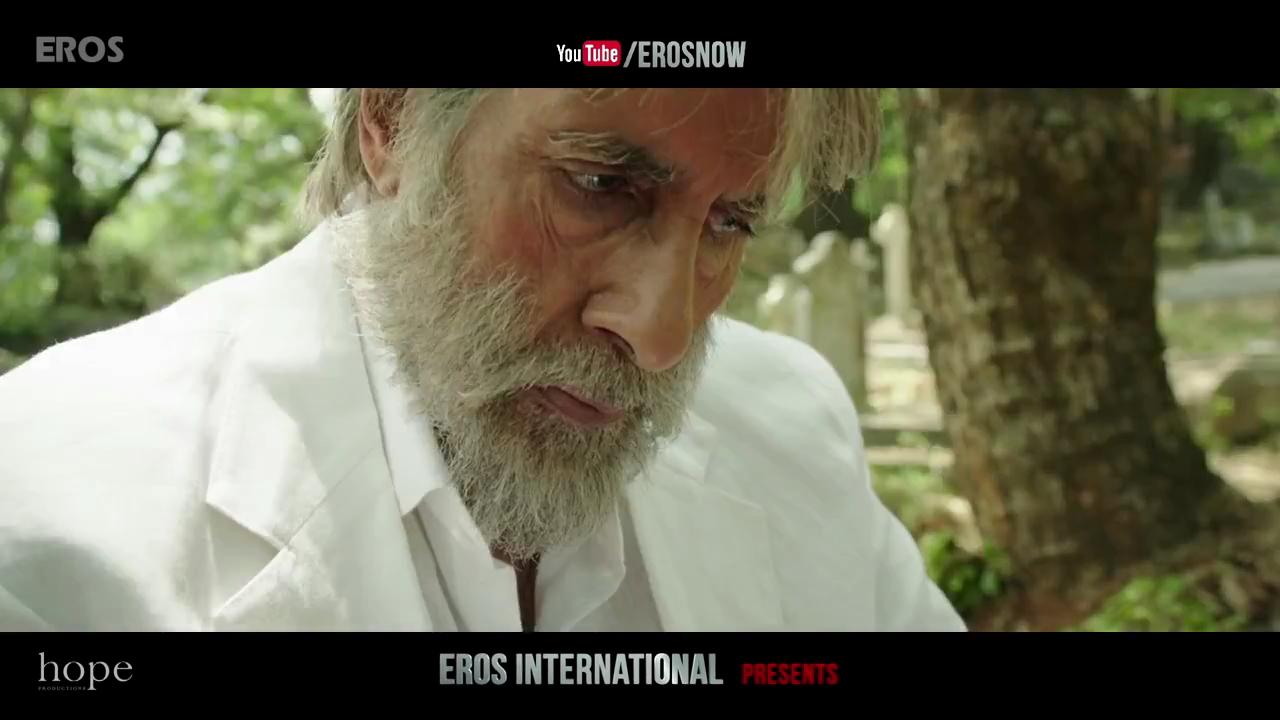 Amitabh Bachchan In Shamitabh Movie