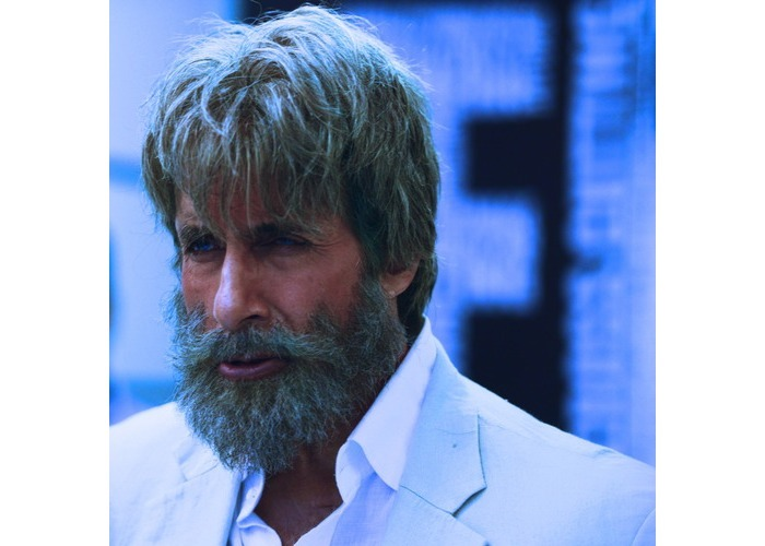Amitabh Bachchans Look In Shamitabh Movie