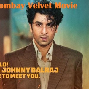 Bombay Velvet First Look Poster Download