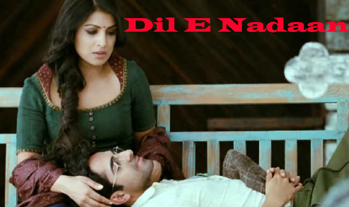 Dil E Nadaan Lyrics From Hawaizaada Movie