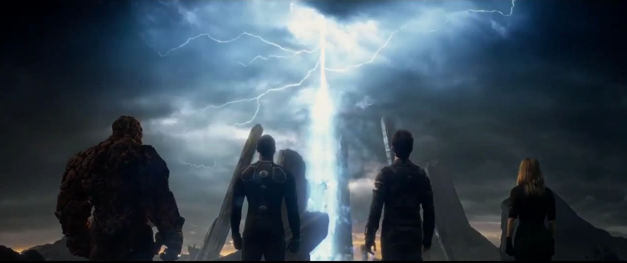 Fantastic Four Teaser Video 2015