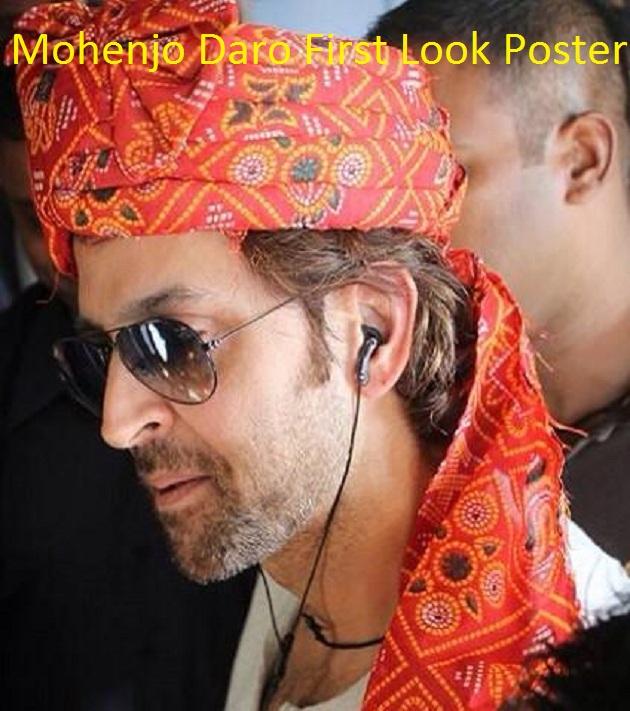 Hrithik Roshans Mohenjo Daro First Look