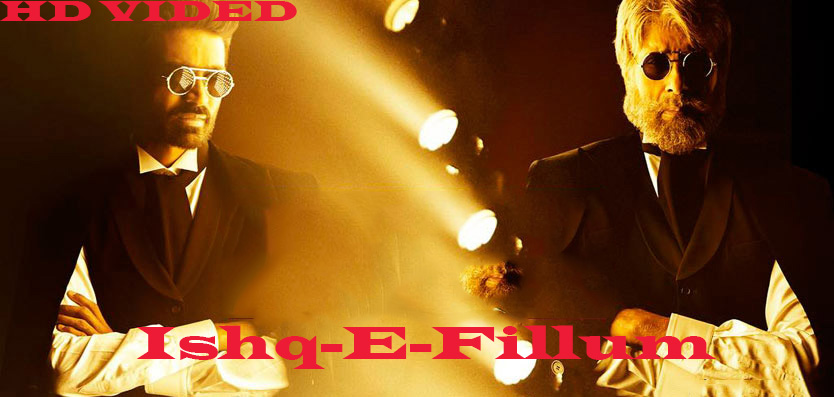 Ishq E Fillum HD Video Song Download
