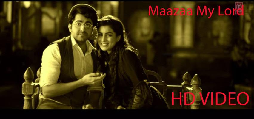 Maazaa My Lord Video Song From Hawaizaada Movie