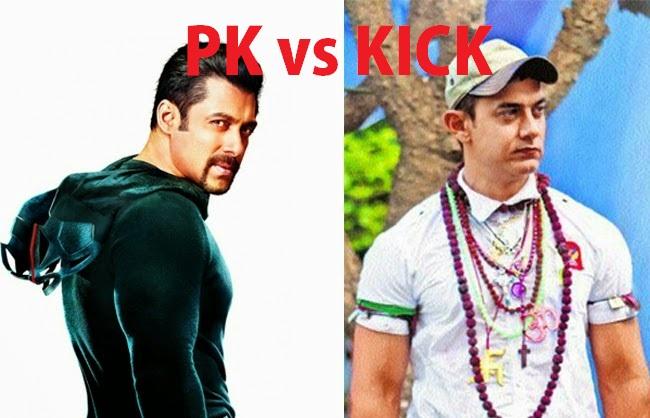 PK vs Kick Comparison Between Aamir and Salman