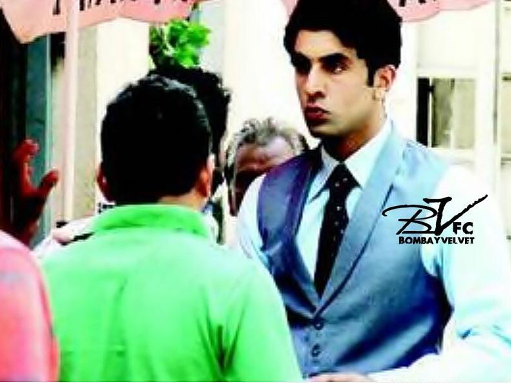 Ranbir Kapoor Upcoming Movie Bombay Velvet