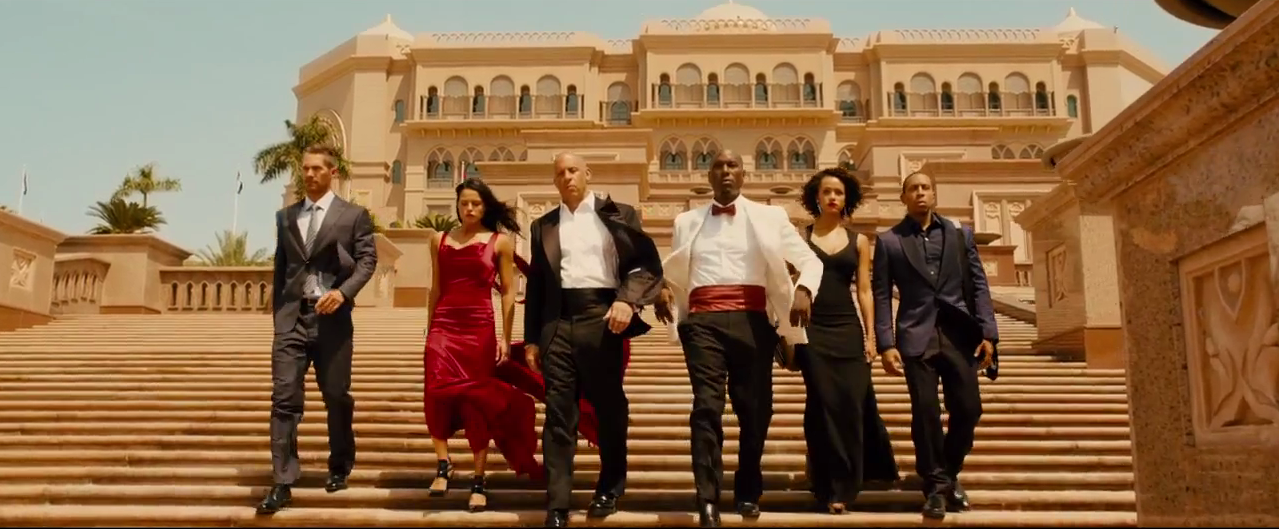Furious 7 Official Trailer Video