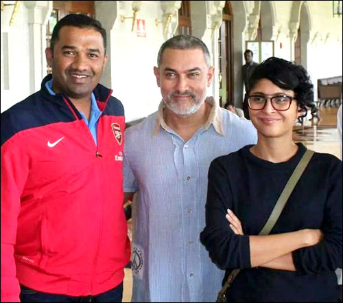 Aamir Kahn Dangal First Look Poster Download