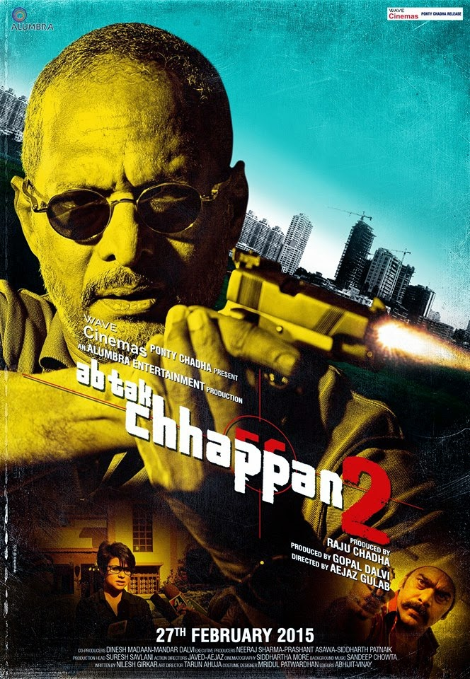 Ab Tak Chhappan 2 (2015) Poster