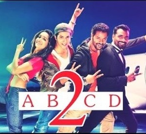 ABCD 2 First Look Poster Watch