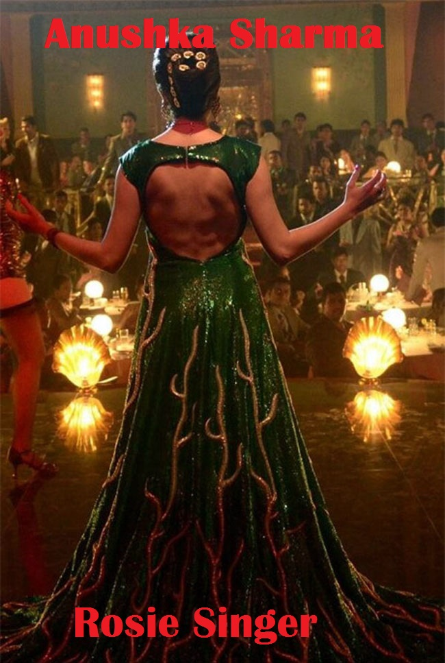 Anushka Sharma AS Jazz Singer Rosie Bombay Valvet Movie