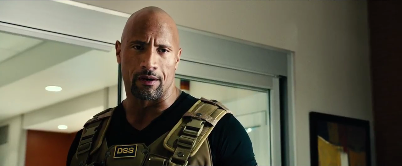 Dwayne Johnson In Upcoming Movie Fast And Furious 7