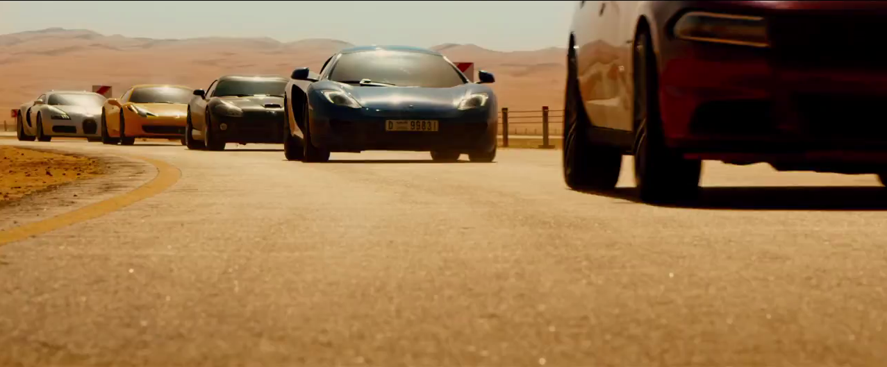 Fast And Furious 7 Super Bowl Trailer