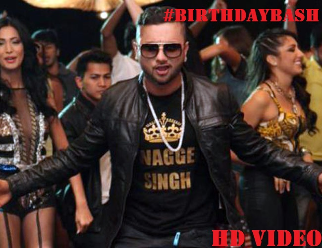 Honey Singh Birthday Bash Video Song