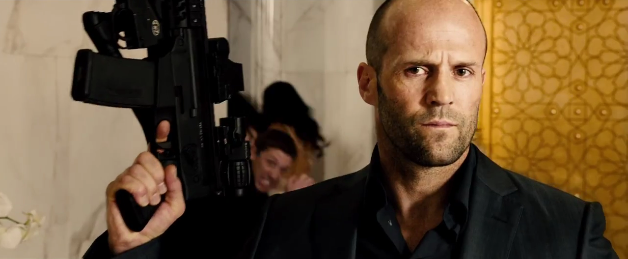 Jason Statham In furious 7 Official Trailer