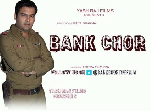 Kapil Sharma's Bank Chor Movie in 2015