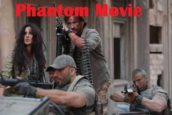Katrina Kaif Upcoming Action Movie Phantom